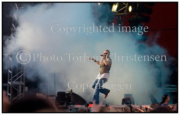 Roskilde Festival 2006,   Guns N 'Roses