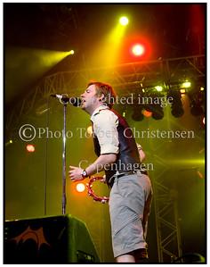 Kaiser Chiefs, Roskilde Festival 2006