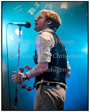 Roskilde Festival 2006, Kaiser Chiefs