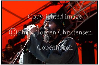 Kanye West, Roskilde Festival 2006