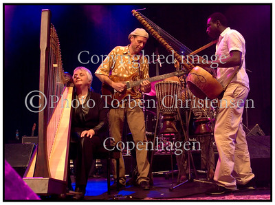 Mikkel Nordsø, Moussa Diallo ken Gudman Mindekoncert 2006