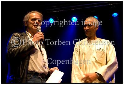 Moussa Diallo Ken Gudman mindekoncert 2006