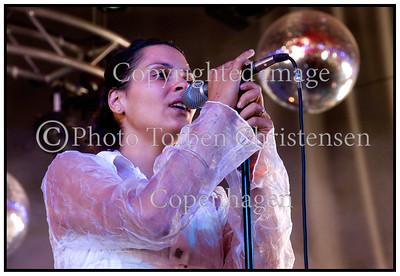 Orange Blossom, Roskilde Festival 2006