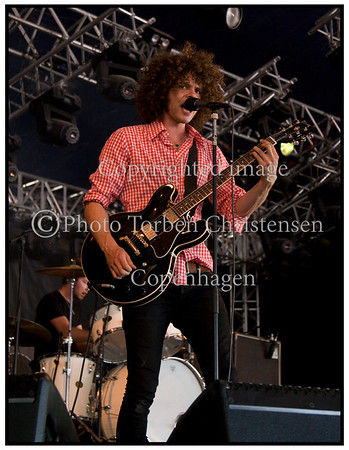 Roskilde Festival 2006, Wolfmother