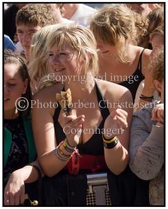 Arctic Monkeys Roskilde Festival 2007