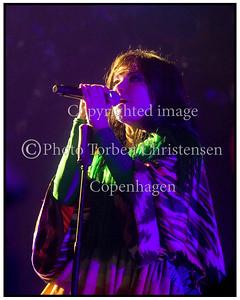 Björk Roskilde Festival 2007