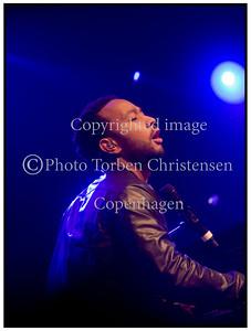 John Legend Roskilde Festival 2007