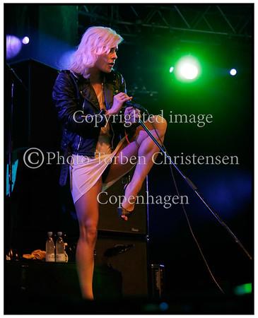 Roskilde Festival 2007, Maja Ivarsson, The Sounds