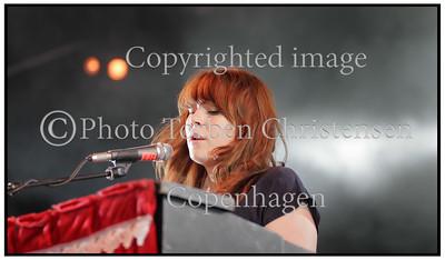 2008 Kate Nash  Roskilde Festival 2008