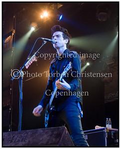 Anti-Flag Roskilde Festival 2008