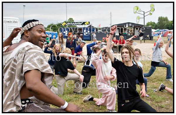 Roskilde Festival 2008, Atmosphere