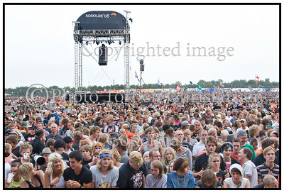 Bob Hund Roskilde Festival 2008