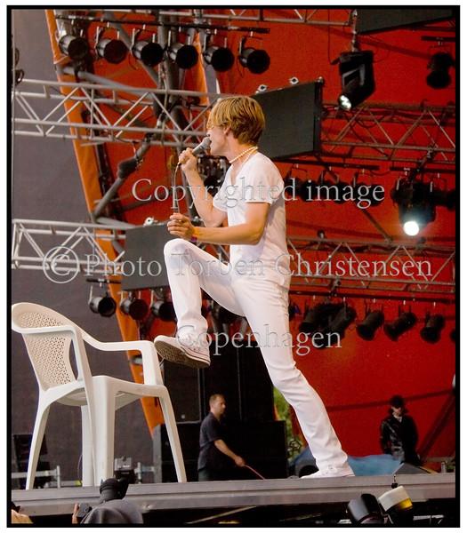 Roskilde Festival 2008, Bob Hund