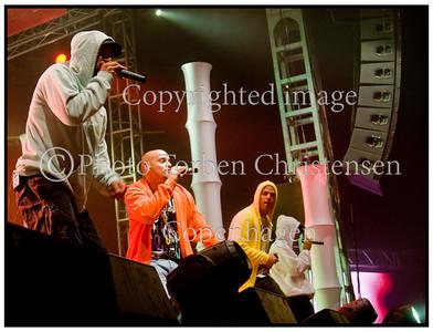 Culcha Candela Roskilde Festival 2008