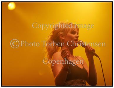Duffy, Roskilde Festival 2008