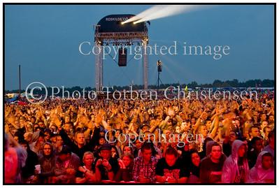 Jay-Z Roskilde Festival 2008