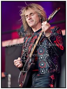 Judas Priest Roskilde Festival 2008