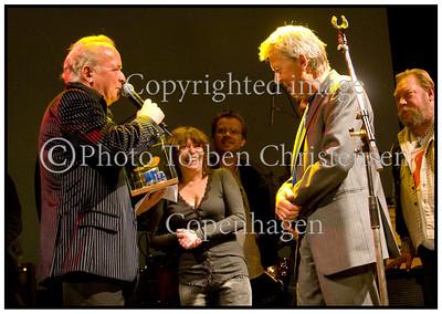 Peter Belli og Wili Jønsson Ken Gudman mindekoncert 2008