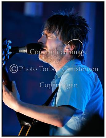 Roskilde Festival 2008, Radiohead, Thom Yorke