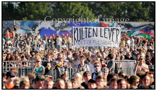 Roskilde Festival 2008, Teitur