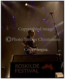 The Raveonettes Roskilde Festivalæ 2009