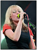 Roskilde Festival 2008, Katie White,The Ting Tings