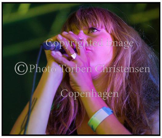 Roskilde Festival 2009, Balstyrko, Ane Trolle