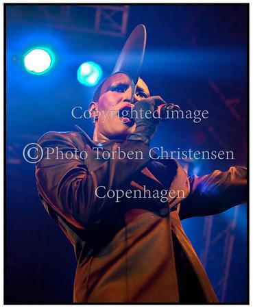 Roskilde Festival 2009, Grace Jones
