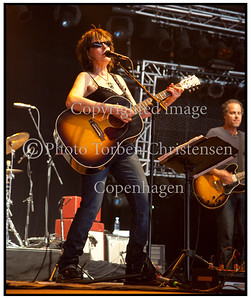 Lucinda Williams, Roskilde Festival  2009