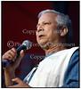 Roskilde Festival 2009, Muhammad Yunus