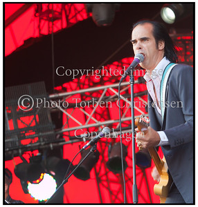 Nick Cave and the Bad Seeds, Roskilde Festival  2009