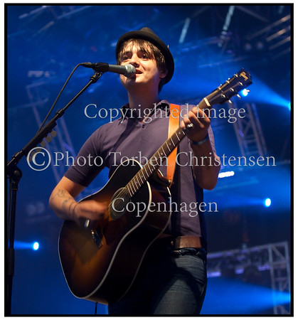 Roskilde Festival 2009, Pete Doherty