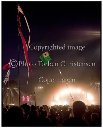 Roskilde Festival 2009, Niels Bagge, Closing time