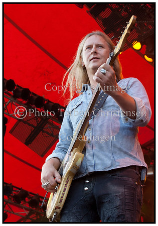 Roskilde Festival 2010, Jerry Cantrell,  Alice in Chains