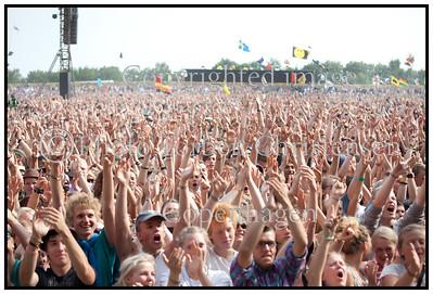 Dizzy Mizz Lizzy Roskilde Festival 2010