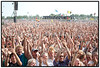 Roskilde Festival 2010, Dizzy Mizz Lizzy, Tim  Christensen, festivalgoers