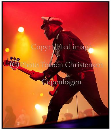Roskilde Festival 2010, Gorillaz