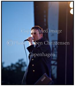 Gorillaz Roskilde Festival 2010