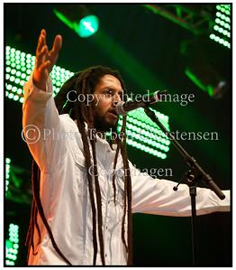 Julian Marley Roskilde festival 2010