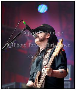 Motorhead Roskilde Festival 2010