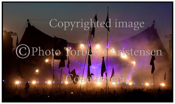 Roskilde Festival 2010, Prince, Orange stage