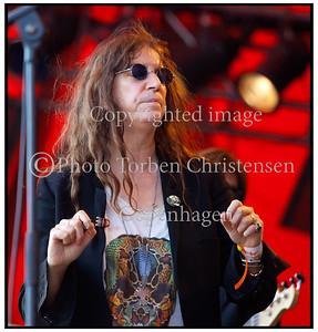 Patti Smith Roskilde Festival 2010