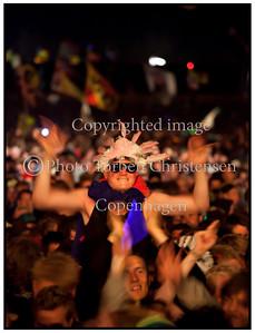 The Prodigy Roskilde Festival 2014