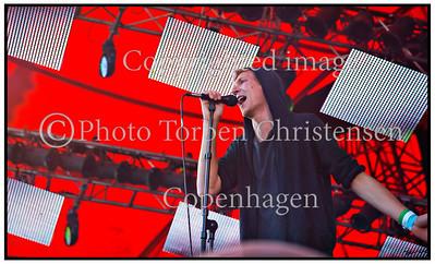 When Saints Go Machine Roskilde Festival 2010