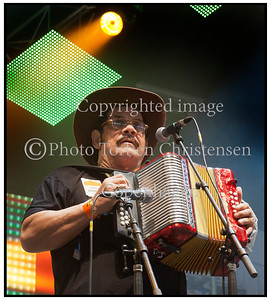Anibal Velasquez Y Los Locos Del Swing, Roskilde Festival 2011