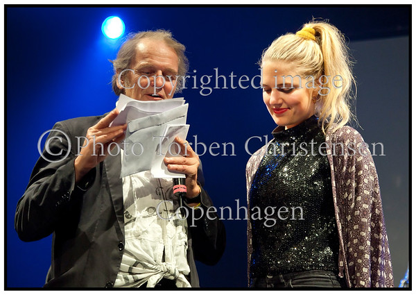 Ken Gudman Prisen, Ken Gudman Award, Cecilie Trier, prisoverrækkelse