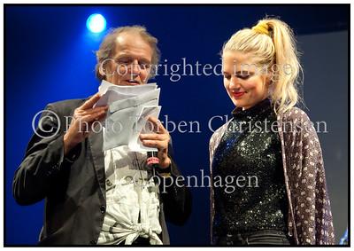 Prisoverrækkelse Cæcilie Trier, Ken Gudman prisen  2011