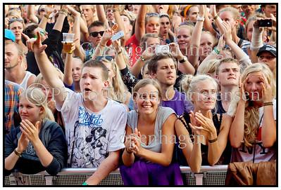 LOC Roskilde Festibal 2011