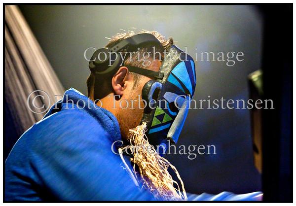 Roskilde Festival 2011, Magnetic Man