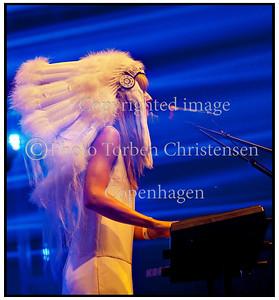 Nanna Øland Fabricius, Oh Land Roskilde Festival 2011